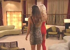 Daniel And Amanda Fuck Various People During Hot Swinger Party