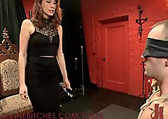 Whipped by Maitresse Madeline