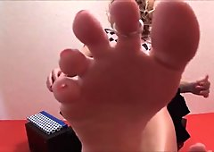 Take This Pill and Worship my Feet