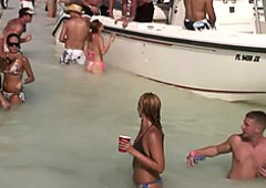 July 4th Boat Party