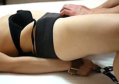 Edith Hogtied and Tickled