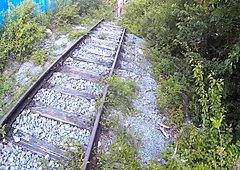 Railroad masturbator