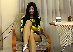 Hot Kinky Jo - 07.02.16 [HotKinkyJo] 1080p