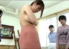 Japanese milfs posing 01