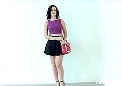 Netvideogirls: Ava - Latina first timer