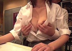AzHotPorn.com - Immoral Happenings in Big Tokyo City