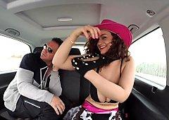 Nacho Vidal pounds big breasted cowgirl