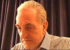 Older man David fucks horny Anita