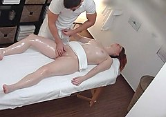 Romantic Massage Turns into Hardcore Sex