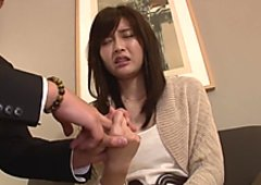 Mizuho Uehara in Embarrassed About Sex part 3