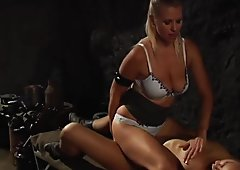 Slave Huntress II: Handcuffed Pleasure