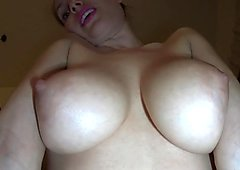Lelu Love-POV Facesitting Pussy Rubbing