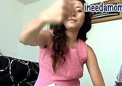 Older ineedamommy abdl mommy on video diaper change trailer