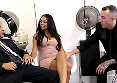 Bethany Benz double penetration