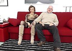 SCAMBISTI MATURI - Deep anal with mature Italian lady