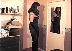 90s Bedroom satin fun 2