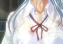 Virgin in the School Uniform - 03 (More on tubehentai.me)