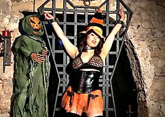 Halloween Whore - DDF Productions