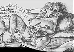 Huge breast woman craves painful anal sex