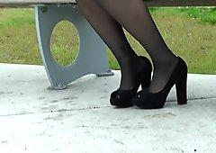 Melissa Elisa Hansen Shoeplay in the Park