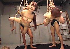 Exotic Japanese model Fuka Nanasaki, Rei Mizuna,Yui Misaki in Hottest bdsm, group sex JAV video
