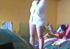 Voyeur - Europe. Indoor Nude Swimming Pool.