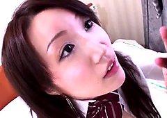Premium Japanese POV action with busty Shizuku Morino