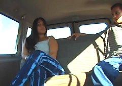 Cuban girl has a huge ass