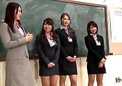 Incredible Japanese whore Eri Hosaki, Minami Akikawa, Karen Uehara, Koharu Aoi in Horny live shows, bikini JAV scene