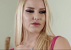 Hot Groupie Teen Fucked By Busty Blonde Milf