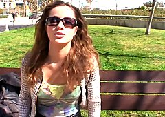 DP for sexy babe Irina Bruni
