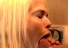 Teen sister cock in her mouth and dick in her pussy