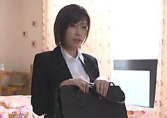 Saki Okuda in Big Boob Teacher
