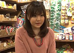 Exotic Japanese girl Amateur, Ai Hoshii in Incredible college, public JAV clip