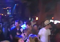 Young babes wild at the club - DreamGirls