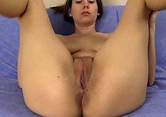 Lelu Love-Closeup Pussy Legs Spreading
