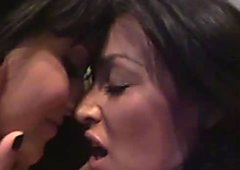 Hot like hell Sunny Leone enjoys pussy licking workout with hot gal