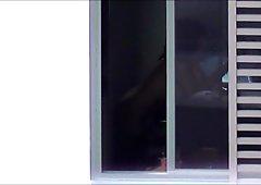 Hotel Window 102