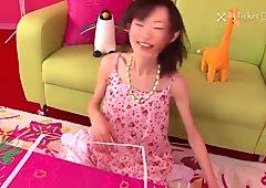 Sweetheart Aoba Ito (Uncensored JAV)