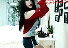 Cute and Sexy Korean Girl