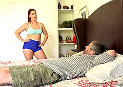 Edyn Blair Fucked By Big Black Cock Husband Watches