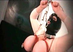 My Sexy Piercings Heavy pierced slave BDSM action