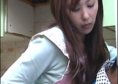 Japanese housewife 07