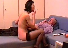 Pusa Popovici,ohne Kondom fickende Supernutte