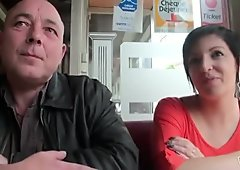 Conseill  re d'orientation d  pucel  e du cul devant son mari ! (vid  o exclusive)