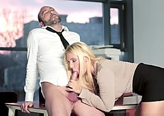 Kyra Hot in Dirty Tricks Scene