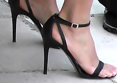 Greek Milf Sexy Feet