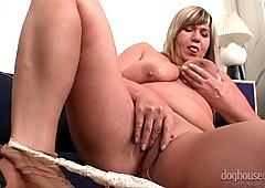 Super fat mature sluts play with saggy huge boobs and tease cunts on sofa