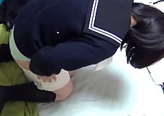 Japanese teen bed wetting