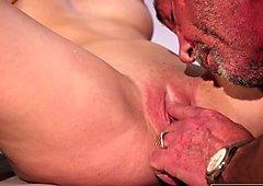Hot Teen pussy licking hard fucking old young facial